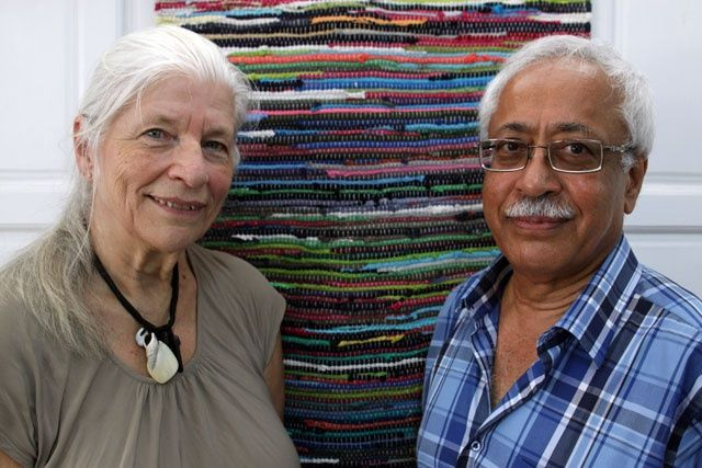 A hand-made future - Swedish couple teach hand-weaving craft to students in Seychelles - See more at: http://www.seychellesnewsagency.com/articles/2942/A+hand-made+future+-+Swedish+couple+teach+hand-weaving+craft+to+students+in+Seychelles#sthash.7wkcnvFv.dpuf