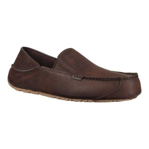 fcb701ac266 Men's UGG Upshaw Driving Moc - Stout Leather Moccasins in 2019 ...