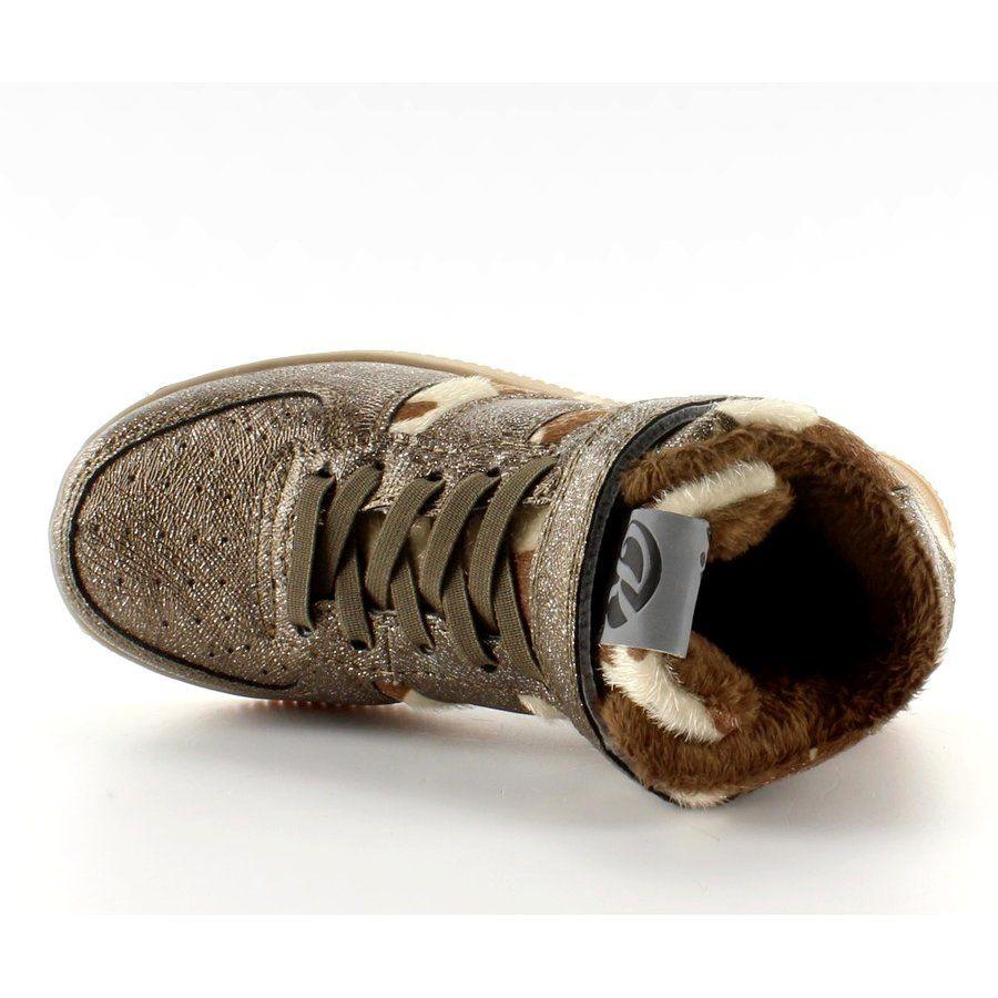 Dzieciece Buty Sportowe Ocieplane K1646103 Bronce Brazowe Childrens Boots Childrens Shoes Kids Boots