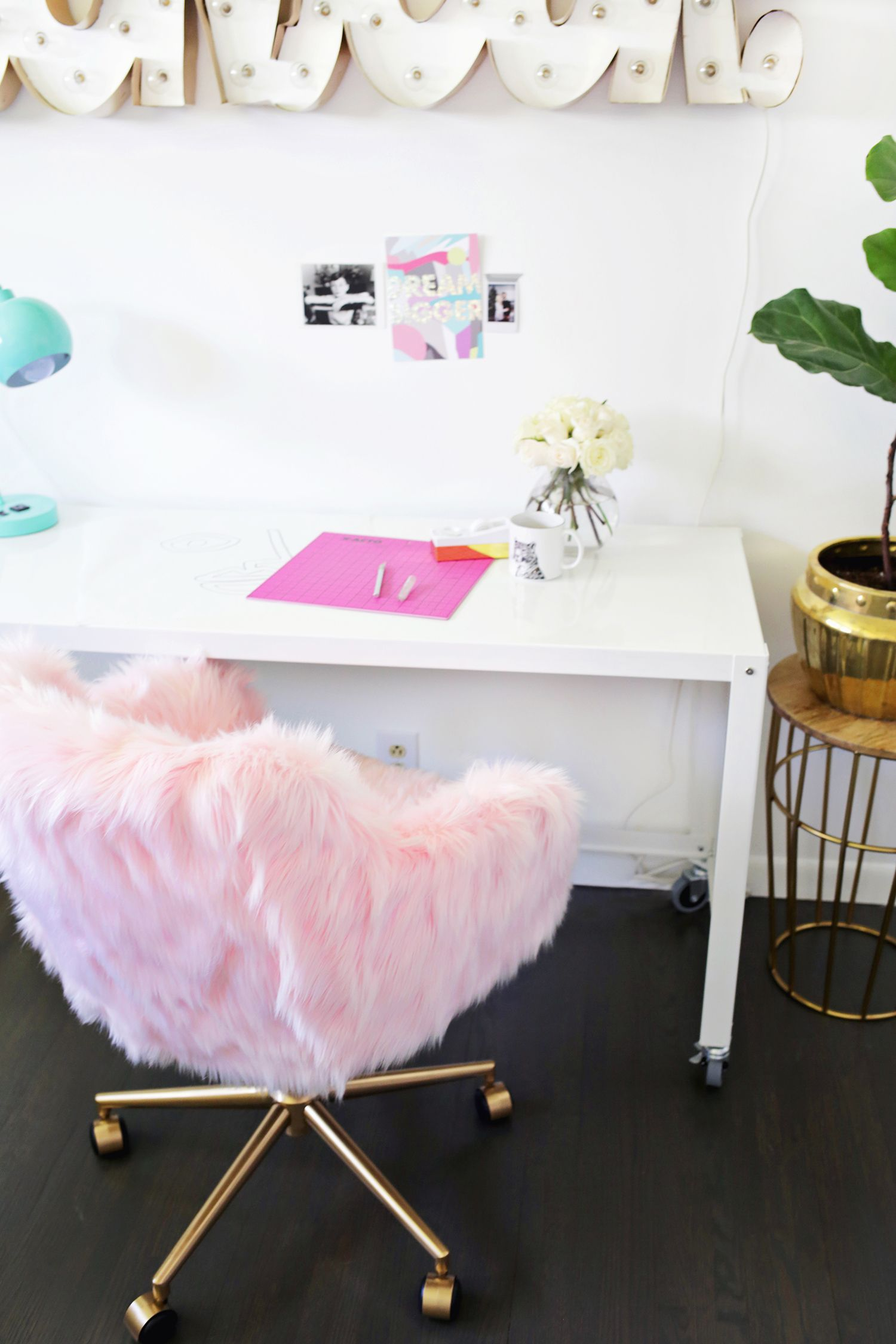Project Restyle Office Chair Makeover With Images Office