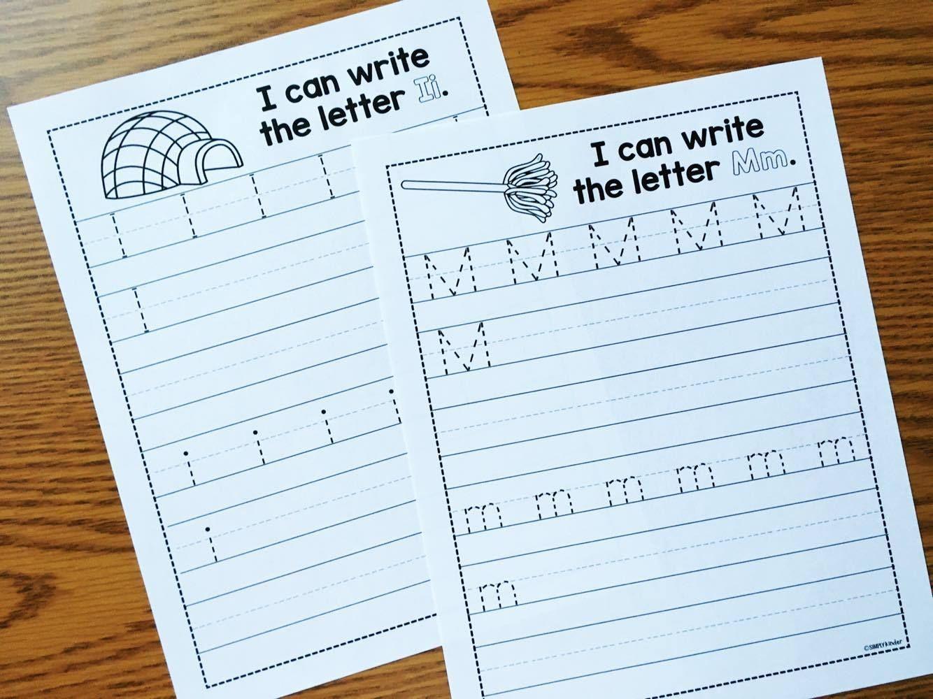 Alphabet Crafts Amp Printables Notebooks