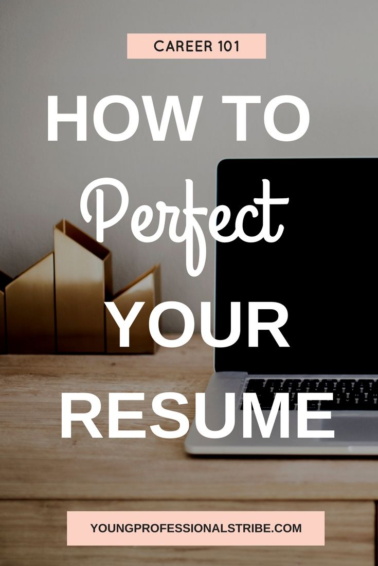 Create The Perfect Resume Classy Create The Perfect Resume To Get Your Dream Job With These Tips For .