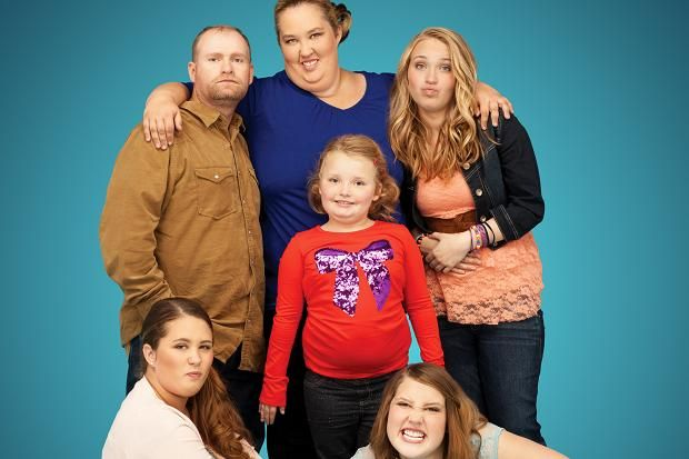 Honey Boo Boo and Her Family | Honey Boo Boo and her family