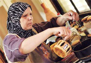 Saudi Aramco World : Gaza's Food Heritage