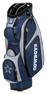 Wilson Nfl Team Cart Golf Bag Dallas Cowboys