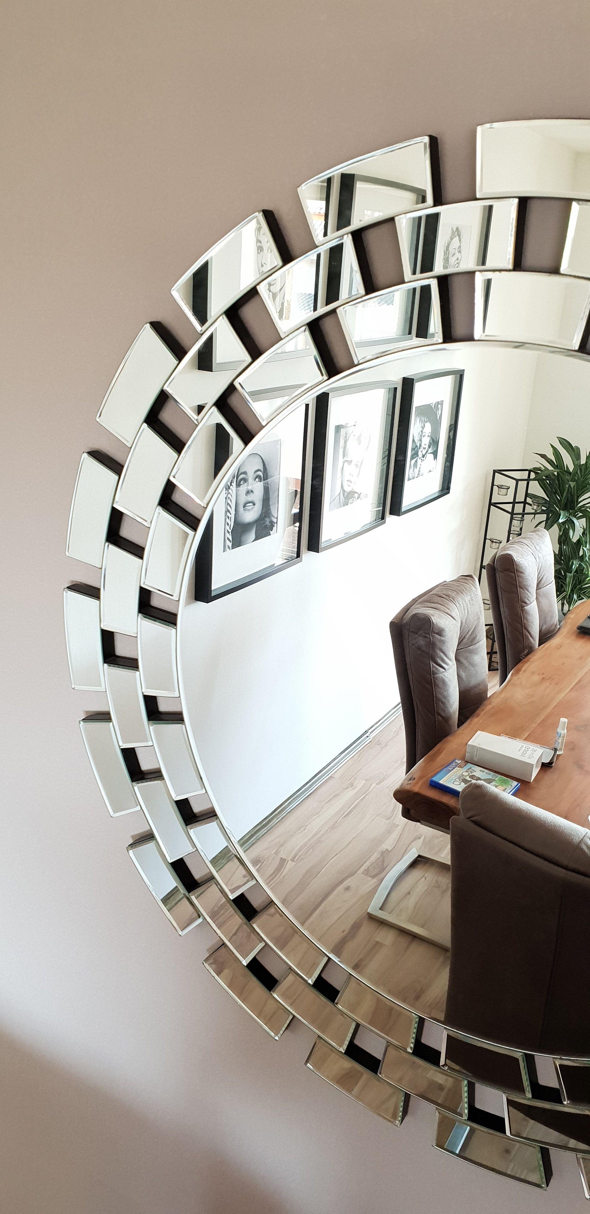 Wohnzimmer spiegelmöbel interior  living  flat  wohnen  home  homestory  mirror