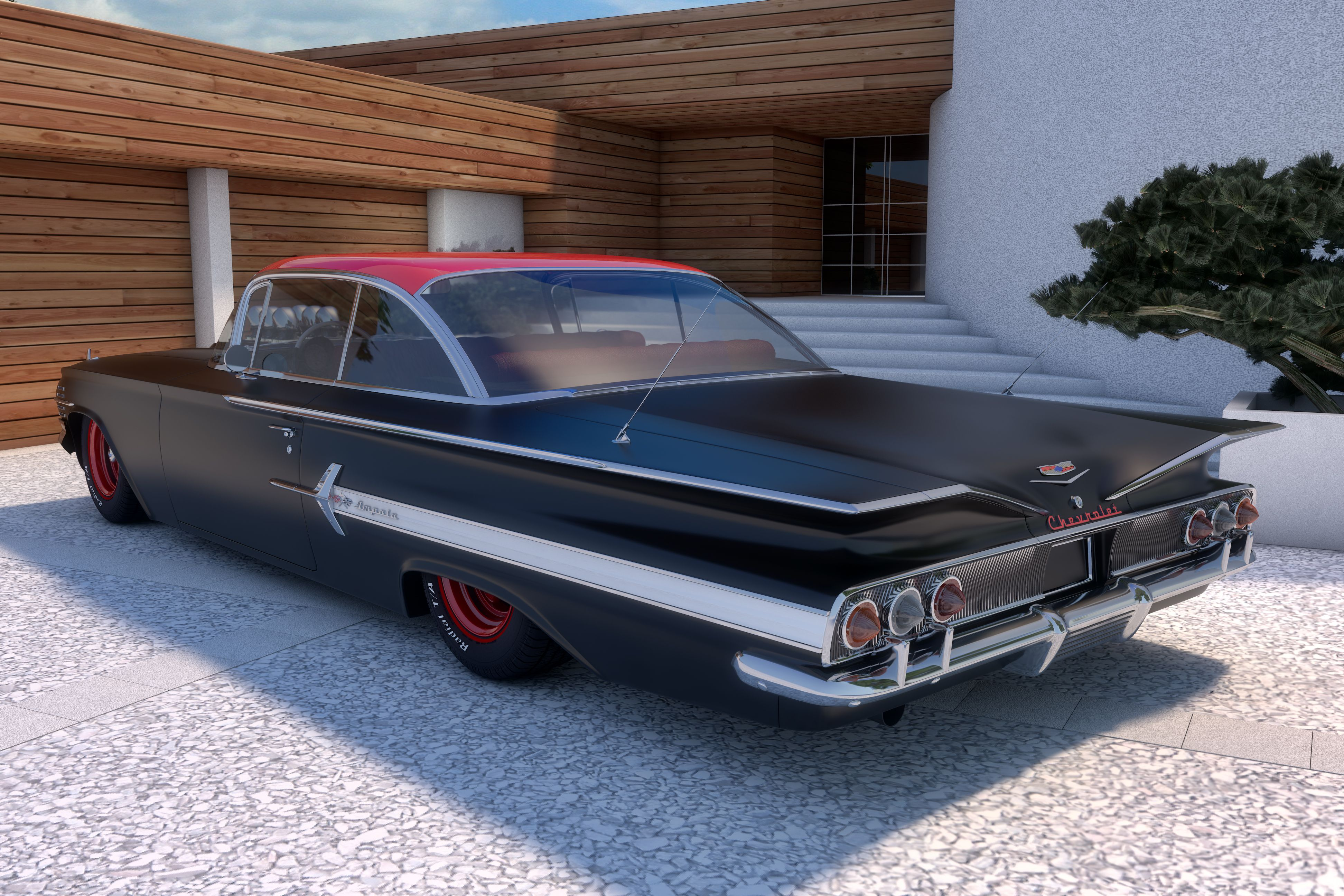 A Sweet 60 Chevy 1960 Chevy Impala Detroit Steel Hot Rods Cars