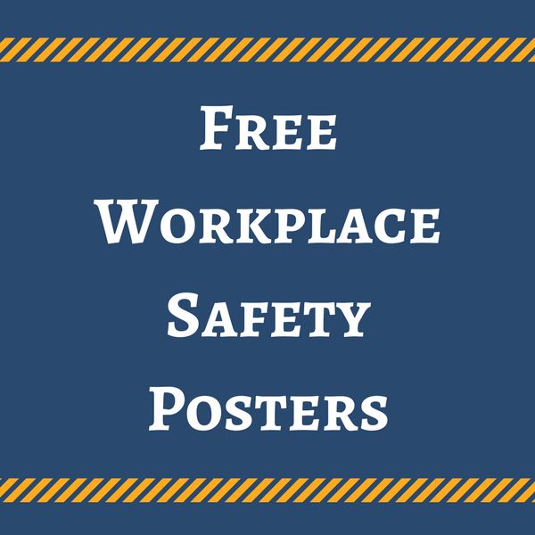 It is a graphic of Terrible Free Printable Safety Posters