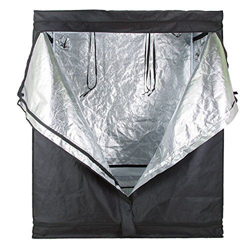 Special Offers - Cheap Ogori Hydroponic Indoor Grow Tent 600D Heavy Duty Mylar Hydroponic Non Toxic Clone Hut Fabric Grow Room for Efficient Indoor Plant Growth (48X24X60) - In stock & Free Shipping. You can save more money! Check It (December 15 2016 at 12:32PM) >> http://growinglightfixtures.com/cheap-ogori-hydroponic-indoor-grow-tent-600d-heavy-duty-mylar-hydroponic-non-toxic-clone-hut-fabric-grow-room-for-efficient-indoor-plant-growth-48x24x60/