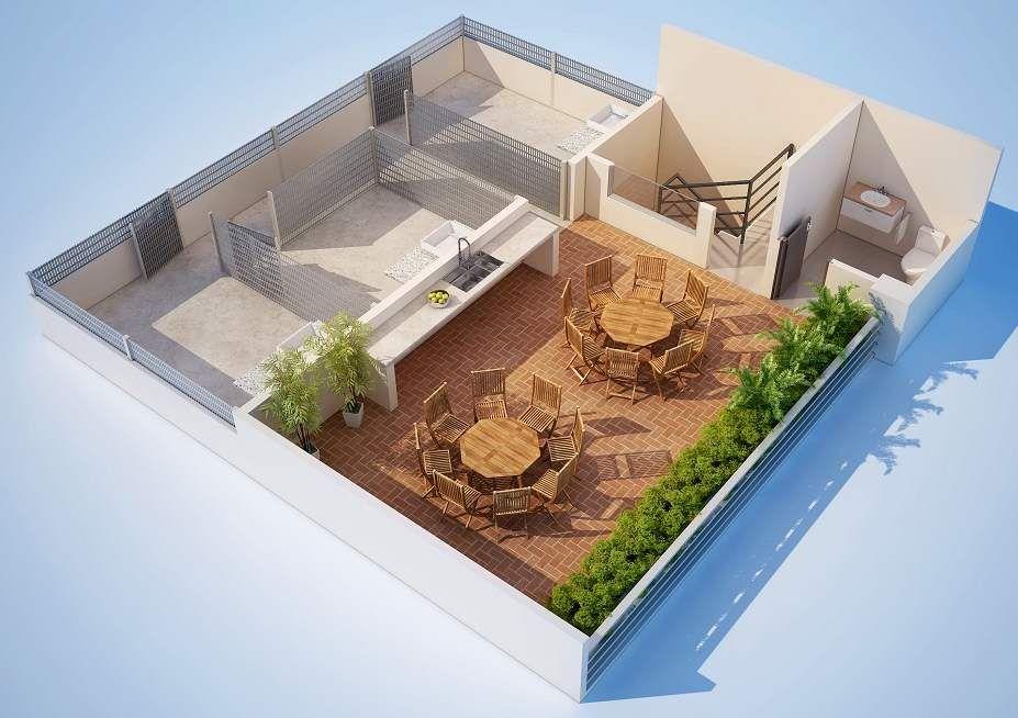 Pin De Luz Silva En Casa Diseño De Terraza Modelos De