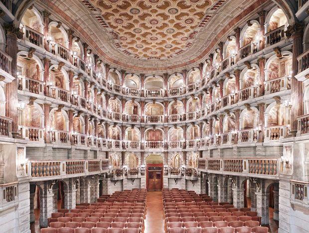 Teatro Scientifico Bibiena Mantova