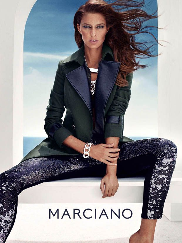 Hunter & Gatti Shoot Guess by Marciano's Glam Fall 2013 Campaign