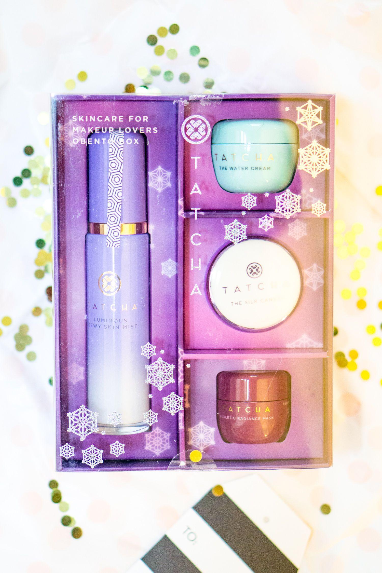 Sephora Christmas Gift Sets 2019 Tatcha 2018 Holiday Collection for Sephora #ChristmasMakeupIdeas