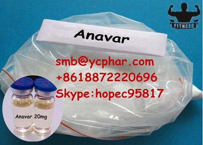 Anavar powder and Anavar 20mg/ml oral liquid | Steroids raw