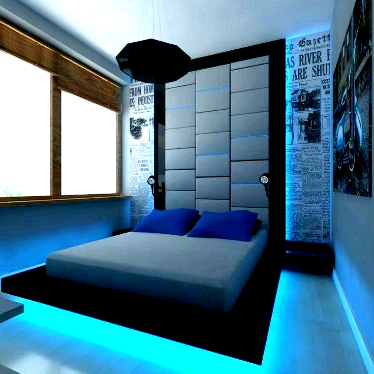 Pretty Cool Bedroom Designs For Guys Masculine Master Decorating