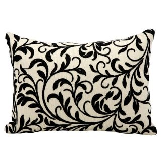 kathy ireland by Nourison Branch Pattern Accent Pillow // Accent Pillow