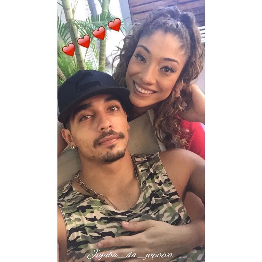 """305 curtidas, 6 comentários - Primeiro Fã Clube Oficial (@jujuba_da_jupaiva) no Instagram: """"#jujubadajupaiva  Não tem legenda que resume esse casal ! 👌🏾❤️👏🏾👏🏾 •Ju curtiu"""""""