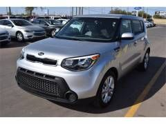 2015 Kia Soul + FWD Hatchback at Bender CDJ in Clovis, New Mexico.