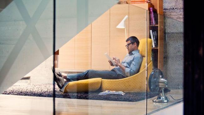 Hosu Design Loungesessel U2013 Bequem Zum Relaxen Und Arbeiten #arbeiten  #bequem #design #