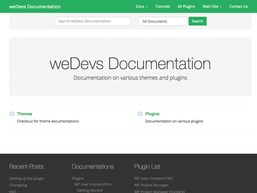 Wedocs free documentation wordpress theme bootstrap css css3 wedocs free documentation wordpress theme freebies bootstrap css documentation free html javascript layout php resource responsive template theme web design pronofoot35fo Image collections