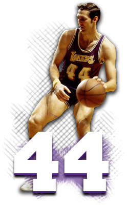Jerry West NBA_Art Sports pictures, Nba stars