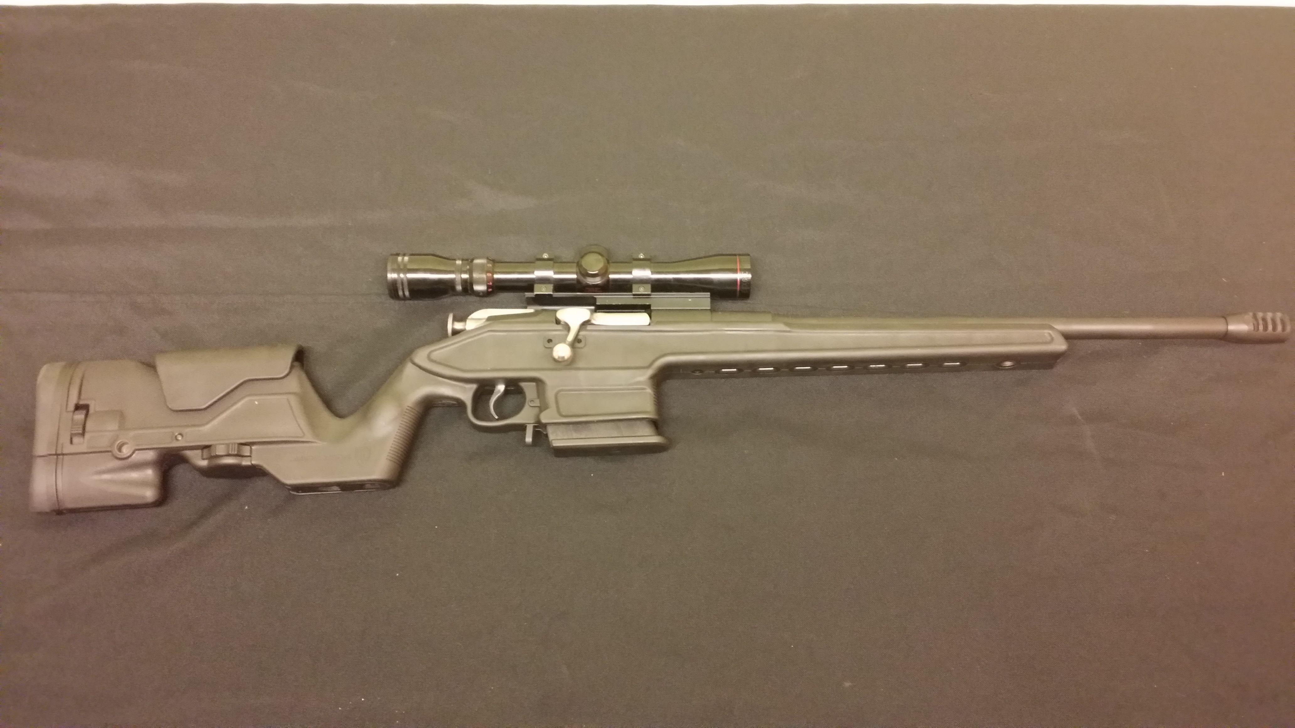 Custom Mosin Nagant. Work done by Dareing Arms.  http://dareingarms.com/