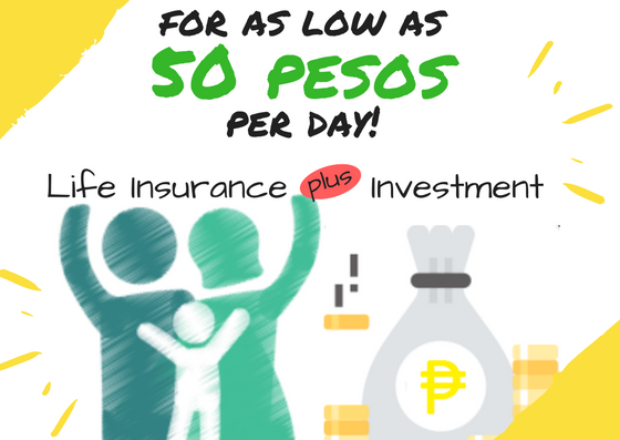Vul For As Low As Php 50 Per Day Insurance Investments Life Insurance Marketing Ideas Life Insurance Marketing
