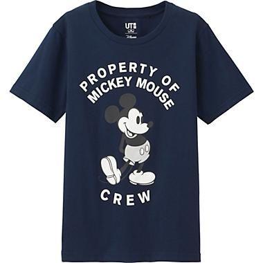 BOYS Disney Project SHORT SLEEVE