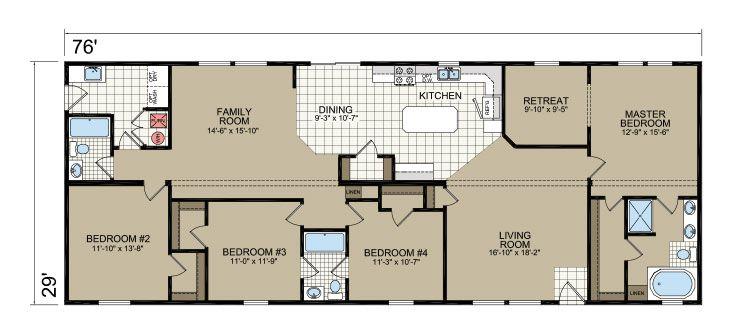 90000 Modular Homes General Contractors Colorado Springs CO – Log Homes Floor Plans Colorado
