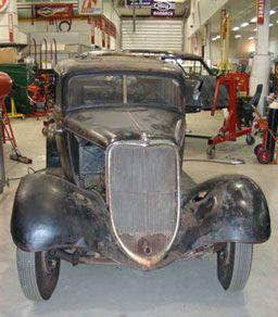 Reynolds Alberta Museum Restoration Shop Car Restoration Restoration