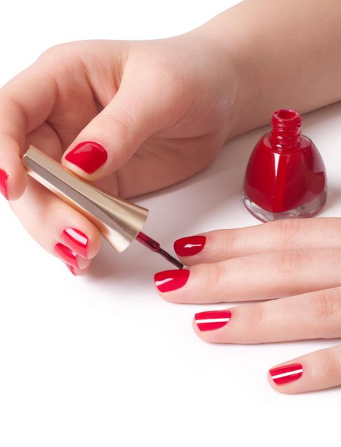 Set aside 10 minutes to pamper yourself with this easy at home set aside 10 minutes to pamper yourself with this easy at home manicure http solutioingenieria Choice Image