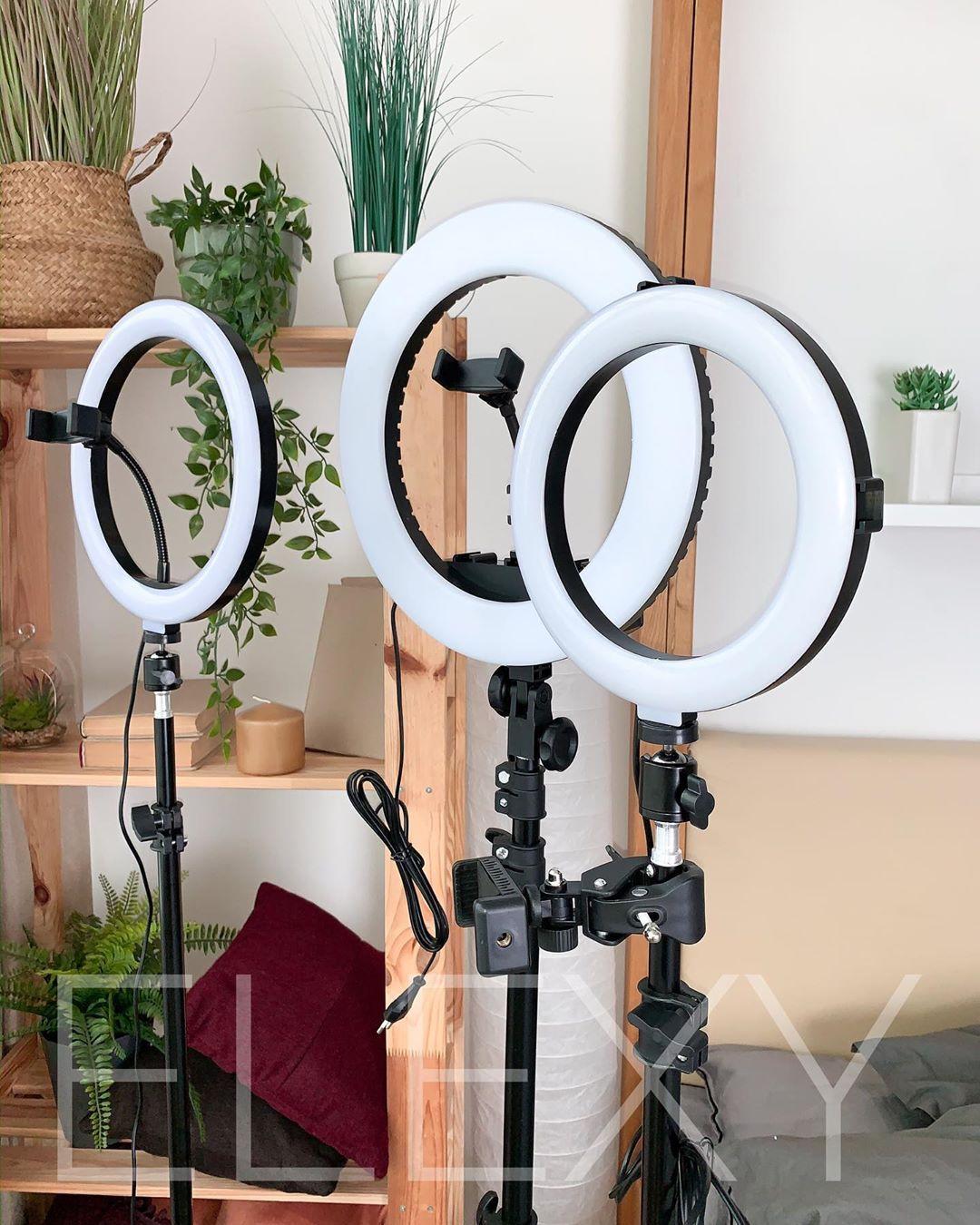кольцевая лампа купить в нижнем