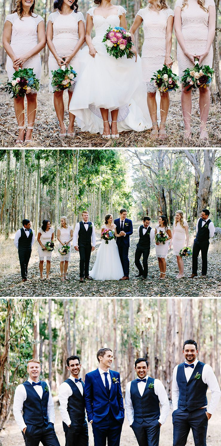 bridal party outfit ideas that will make everyone look amazing