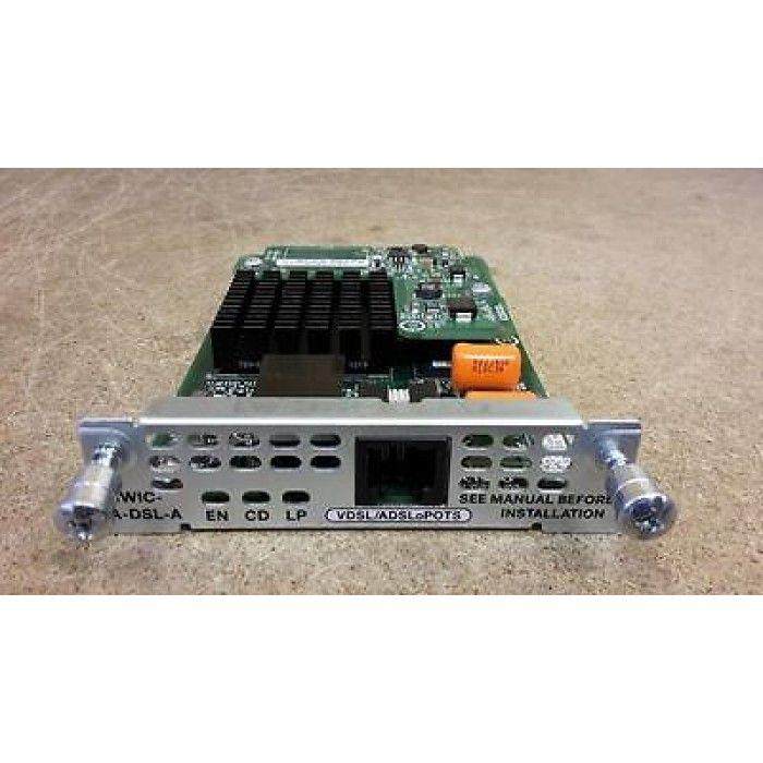 EHWIC-VA-DSL-A Multi Mode VDSL2//ADSL//2//2 EHWIC Annex A