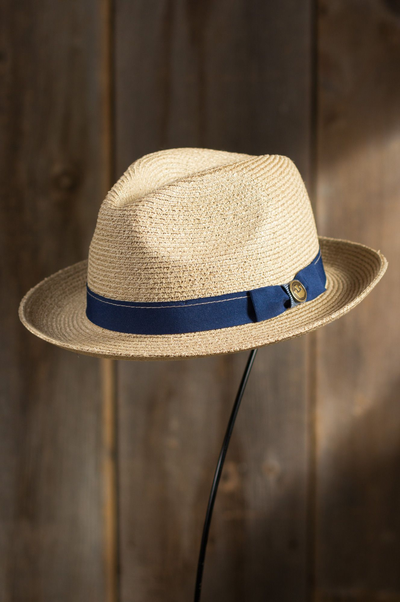 Gilles Goorin Brothers Crushable Straw Fedora Hat  79779 (available in 2  colors) 03b05d0d165d
