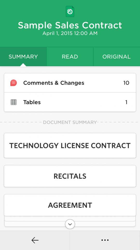 Doculus Mobile Reader app review: a versatile mobile