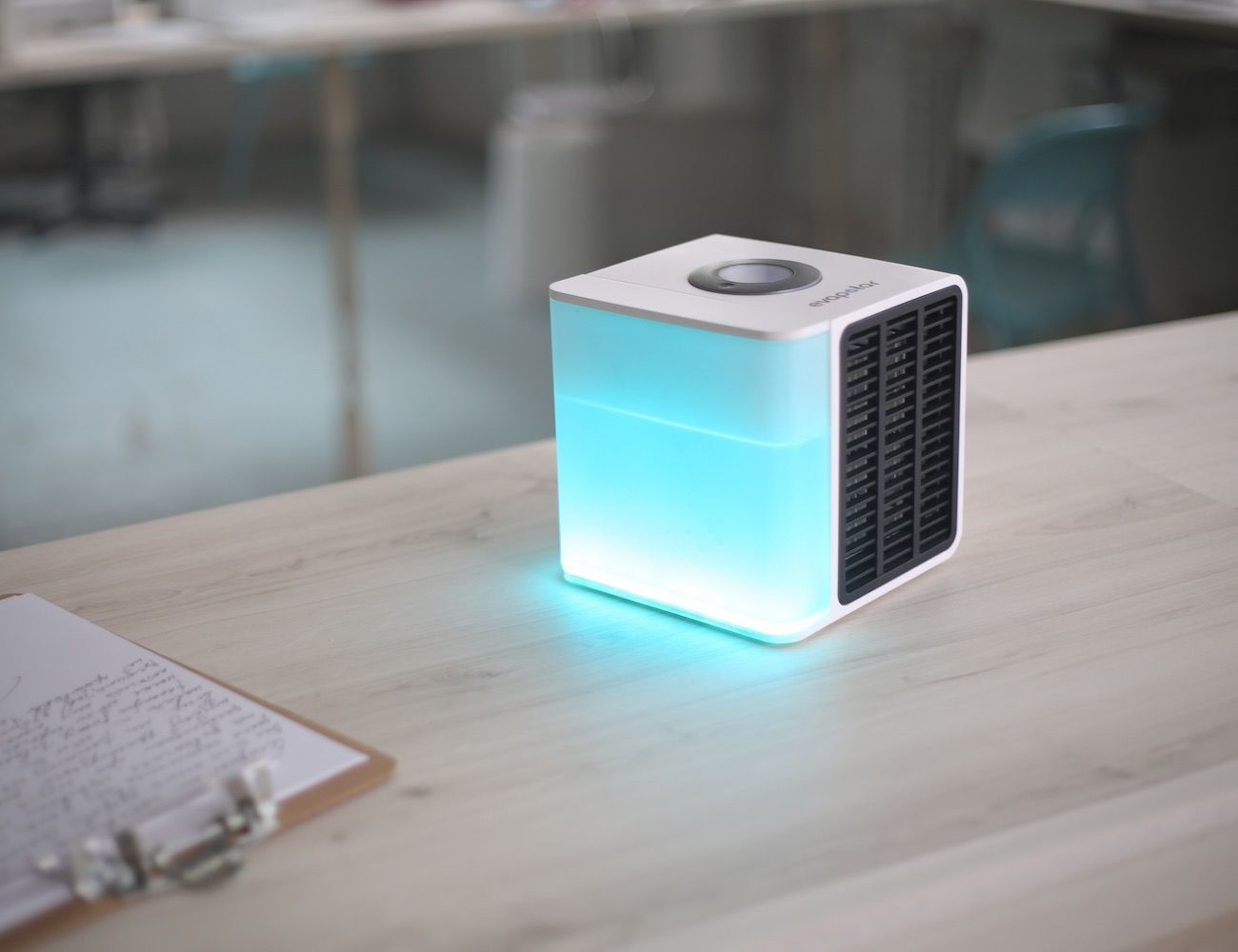 personal microclimate at your workplace | workplace, tech and clever