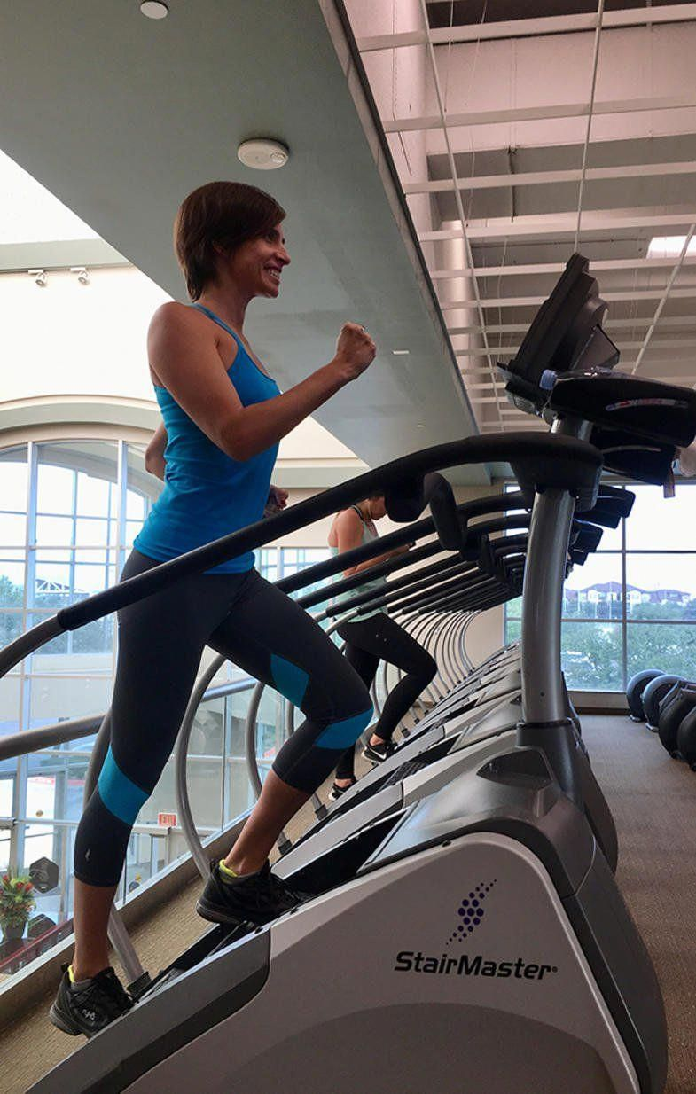 The Cardio Machine Youre Overlooking At The Gym That Will Seriously Tone Your Butt