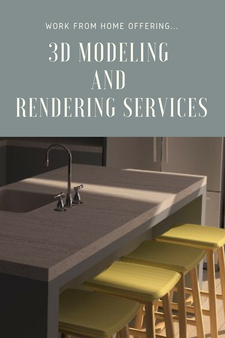 How To Offer Freelance 3d Modeling And Rendering Services To