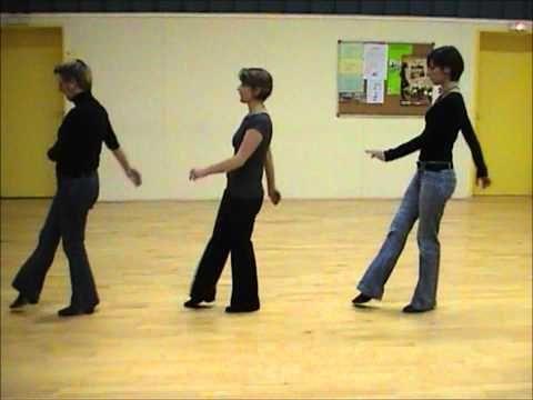 Baby charleston line dance magali chabret youtube - Musique danse de salon gratuite ...