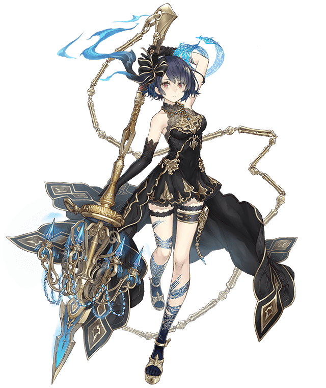 アリス/ーLuxuryー SINoALICE Database Character art