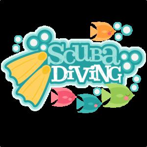 c1841e594c8aa Scuba Diving Title SVG scrapbook cut file cute clipart files for silhouette  cricut pazzles free svgs free svg cuts cute cut files