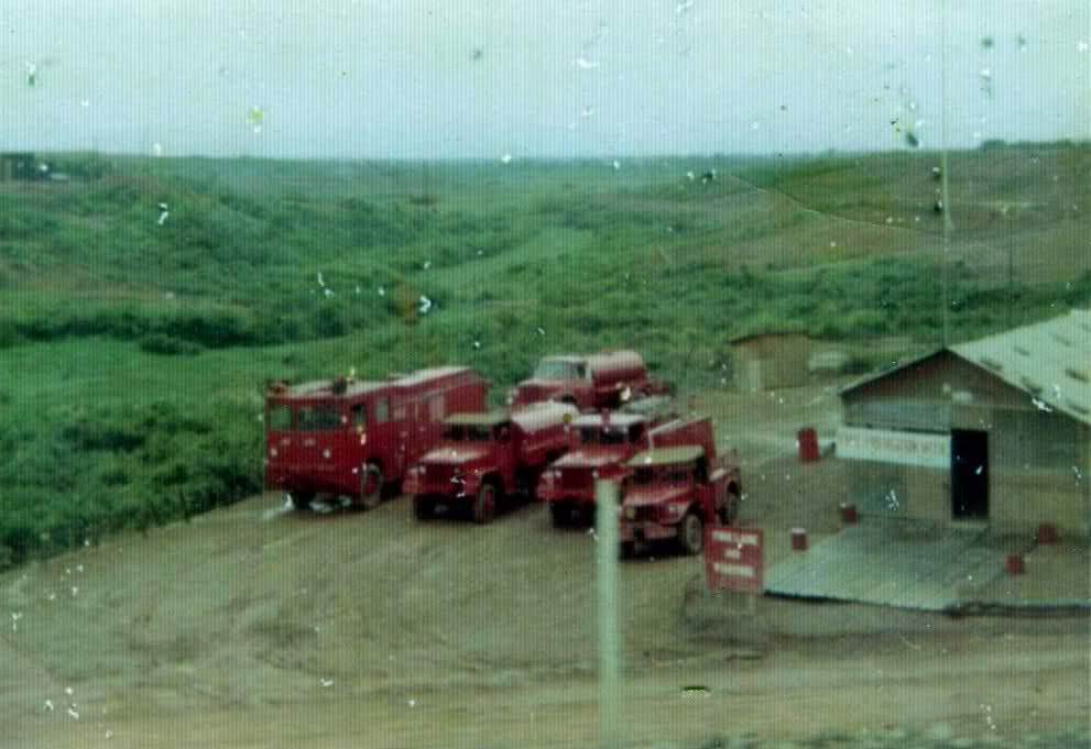 Air Force Military Fire Trucks | g741.org • View topic - 1953 Truck ID and color scheme
