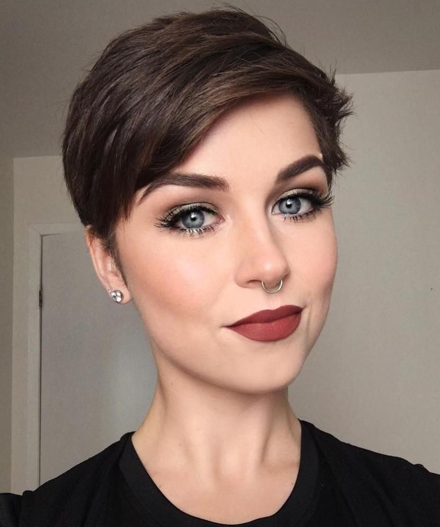 50 New Pixie Cut with Bangs Ideas for the Current Season