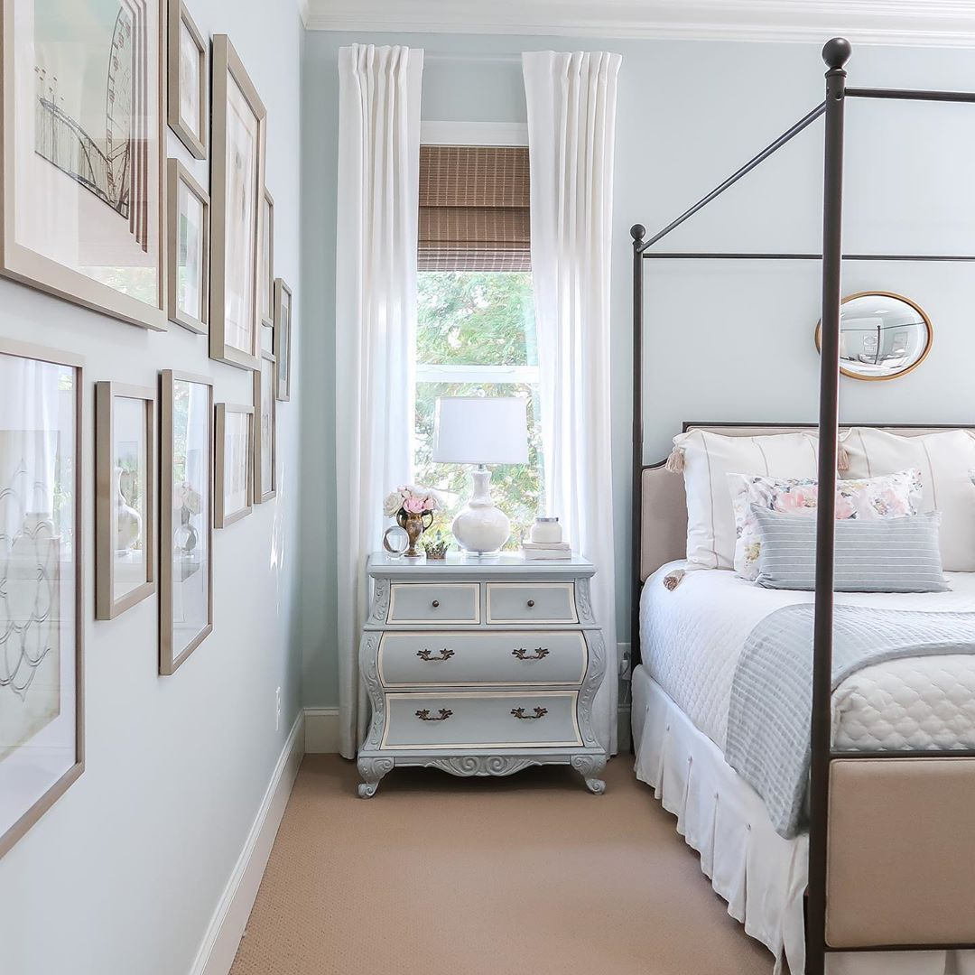 Best Gray Paint Colors for Bedroom Interiors By Color in