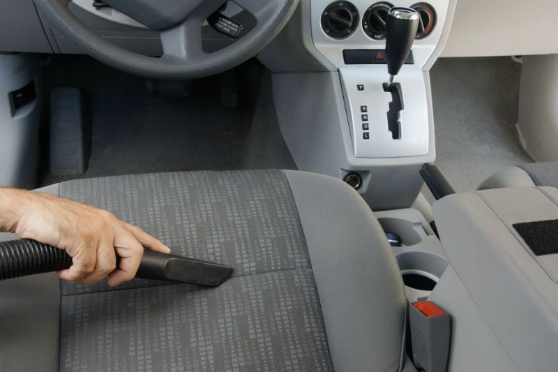 how to clean stains out of car seat fabric | car | Pinterest | Car ...