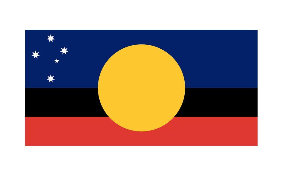 Proposed New Australian Republic Flag Australian Design Review Australia Flag Flag Design Republic Flag