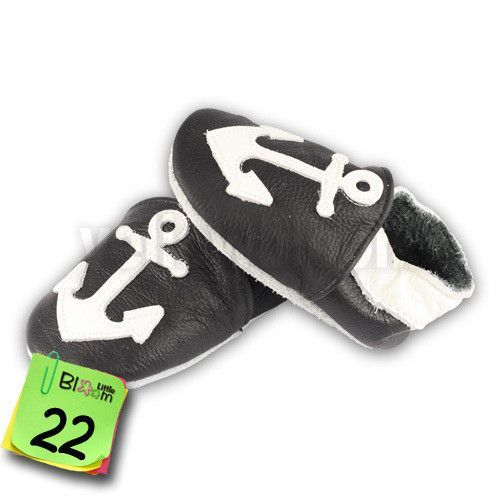 Soft Leather Baby Boys Girls Infant and Kid Shoes