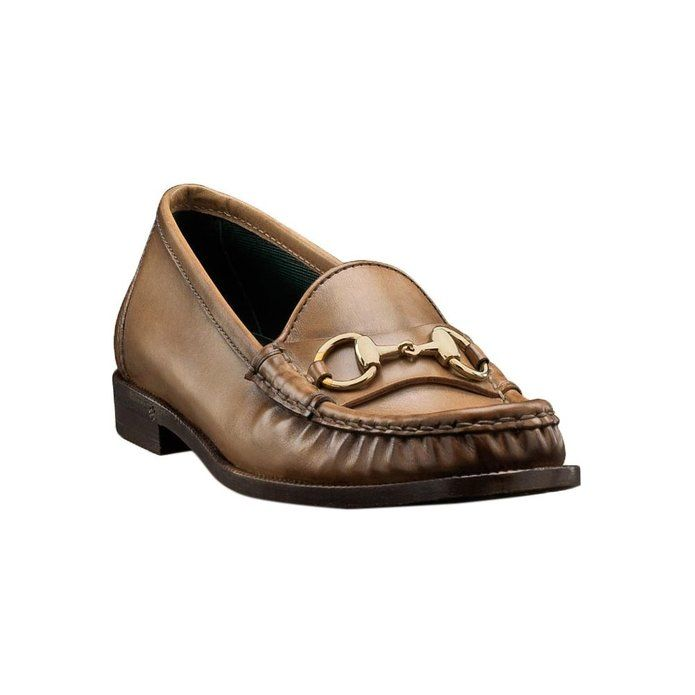 4563aa409ba Amazon.com  Gucci Women s Beige Hand Shaded Leather 1921 Horsebit Loafers  Shoes  Shoes