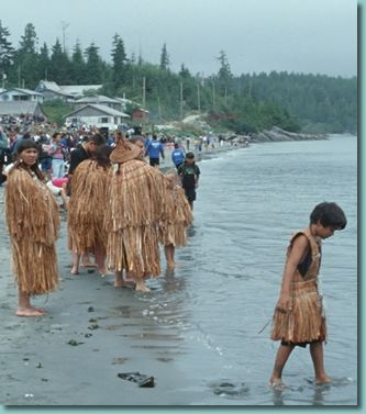 Pacific Northwest Clothing - cedar bark | Cedar Weaving ...